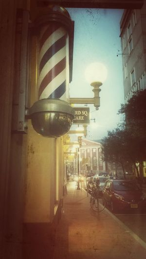 Cambridge MA Harvardsquare Discover Your City Barbershop