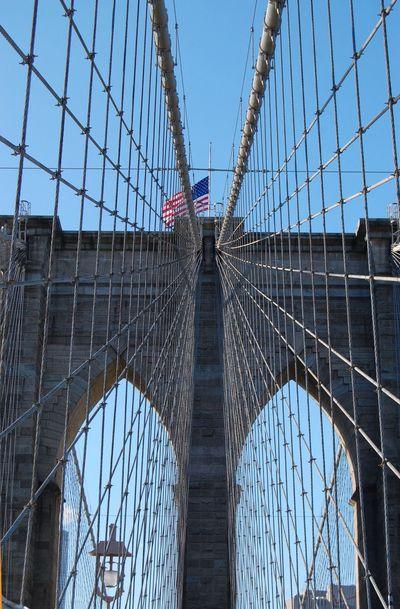 NYC NYC Street Photography Brooklyn Bridge / New York NYC Photography NYC Street NYC LIFE ♥ NYCImpressions Bridge Bridges Market Bestsellers May 2016 Battle Of The Cities