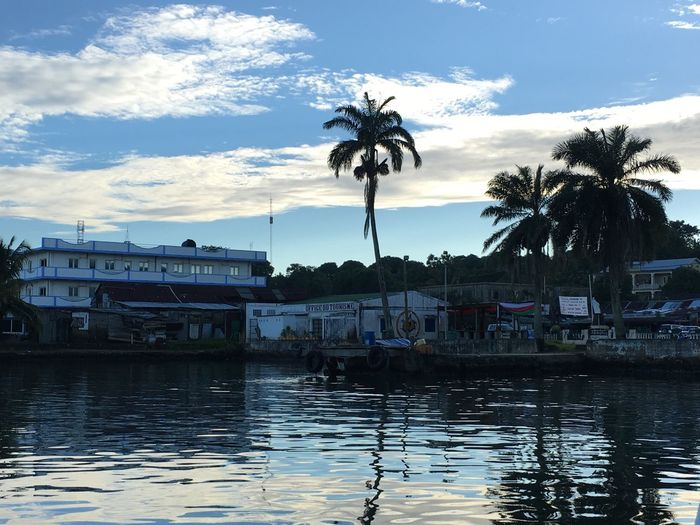 Early morning boat back from Sainte Marie to Tamatave Madagascar  Madagascar Nature Sainte Marie Tamatave Travel Travel Destinations Sunrise Eyemtravel Africa Nofilter