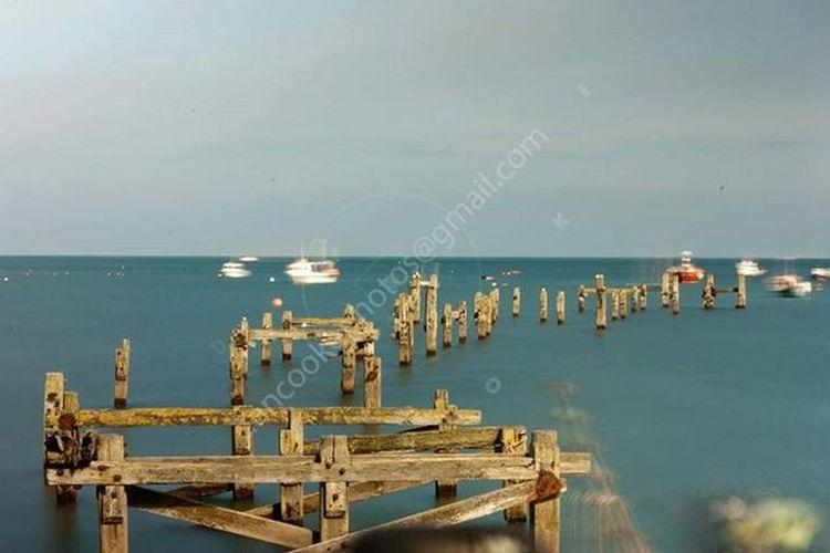 Swanage Old Pier Swanage Oldpier Longexposure Swanageoldpier Coast Seaside