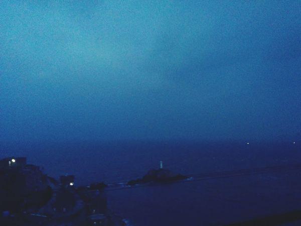 清晨的东福山 看不到日出东极岛 东福山岛 舟山