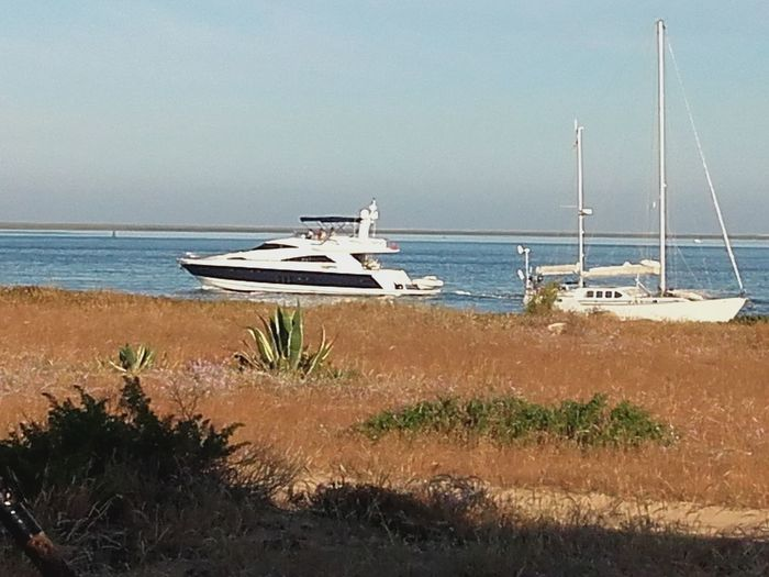 Beach , Boat