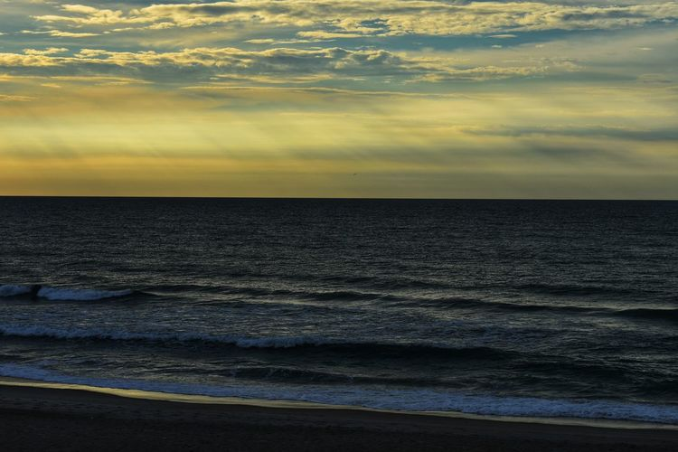 Nikonphotography Nikonphotographer NikonD3400 Nikon Dslr D3400 NC No People Ncphotography NCPhotographer Wrightsville Beach NC Wrightsville Beach Wrightsvillebeachnc Sunrise_sunsets_aroundworld Sunrise_Collection Sunrise Wblife Saltlife Saltwaterlife Saltwater Beauty Waveporn Wave Morning Sea Water Sunset Horizon Beach Backgrounds Beauty Yellow Abstract Seascape Coast Ocean Horizon Over Water Dramatic Sky Romantic Sky