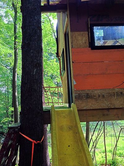 Handbuilt Dad Project Treehouse Country Life