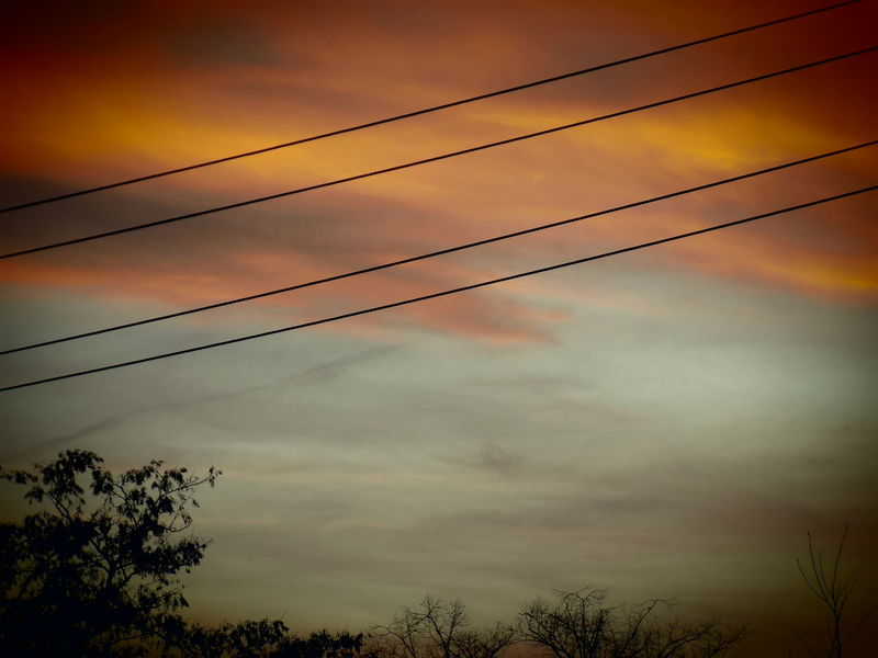 Atmosphere Atmospheric Mood Cable Cloud Cloud - Sky Cloudy Connection Dusk Electricity  Electricity Pylon Energie Environmental Conservation Light Low Angle View No People Orange Color Outdoors Power Line  Silhouette Sky Strom Stromleitung Sunset Technology