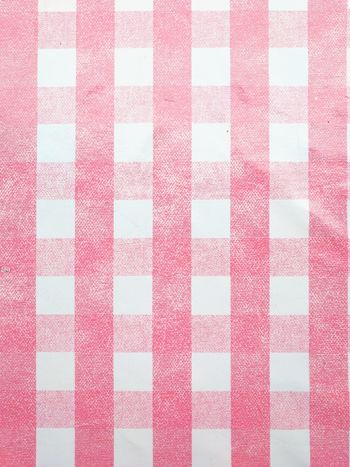 Pattern Backgrounds Full Frame Seamless Pattern No People Close-up Day Copy Space Pink Color Squares Restaurant Waiting Bored