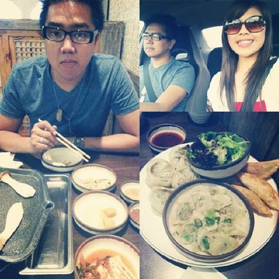 Stop 1 . Koreanbbq Datenight Darylcruz ♥