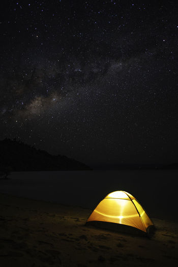 Camping Madagascar Nature Adventure Africa Astronomy Beach Beauty In Nature Camping Galaxy Illuminated Land Madagascar  Milky Way Night No People Outdoors Sky Star Stargazing Starphotography Starry Sky Tent Tranquil Scene Tranquility Wilderness