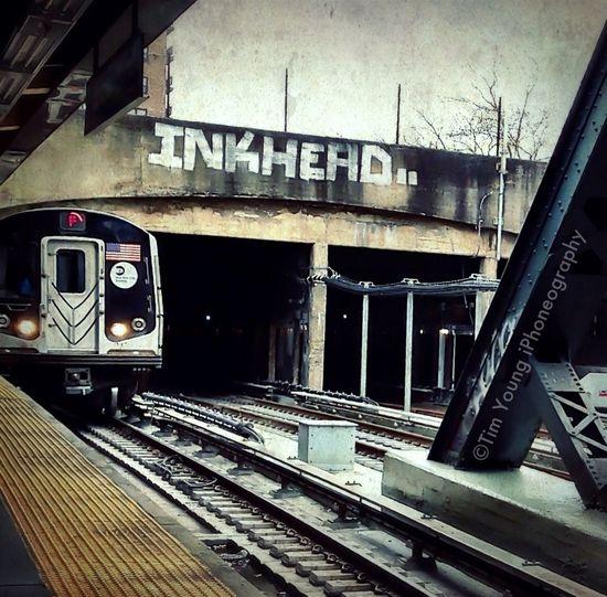 F N' INKHEAD..