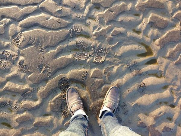 Art_of_nature Insta_mood Muddy Mud_art Picoftheday Nofilter No_need_of_perfection Nature Lover .... Clk : Me📷
