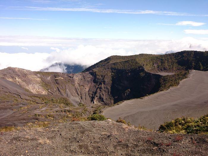 Parque Nacional Volcan Irazu