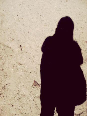 Shadow selfie👥👤👤👤