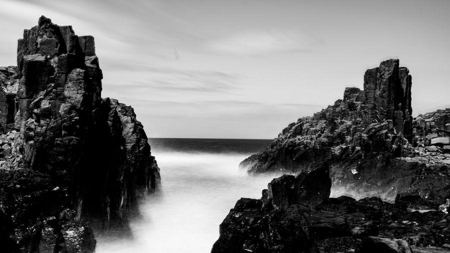 The Gloomy Sea