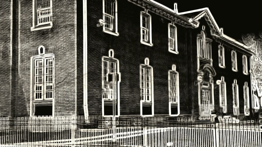 Haunted House Creepypasta Keep Out! Dark Houses Donotenter Old Buildings Abandoned Places Dark Old Scary