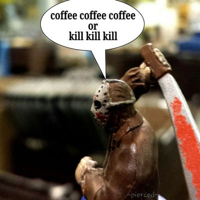This is so much of me today! Coffeeordeath