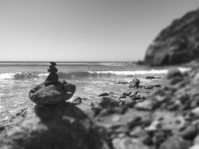 My first attempt at Rock Balancing! 🙈 Adventure Club ;) 43 Golden Moments Nature_collection Landscape_Collection EyeEm Best Shots Rockbalancing Enjoying The Moment Eye4photography  Taste Of Time Monochrome Black And White Balancing Rocks Inspired by Mark