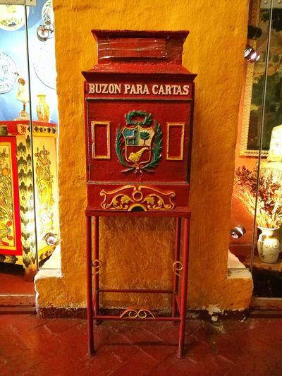 Buzon cartas