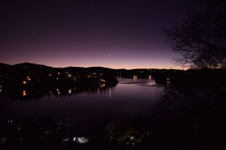 The Lake ft. Night Nightphotography Night Lights