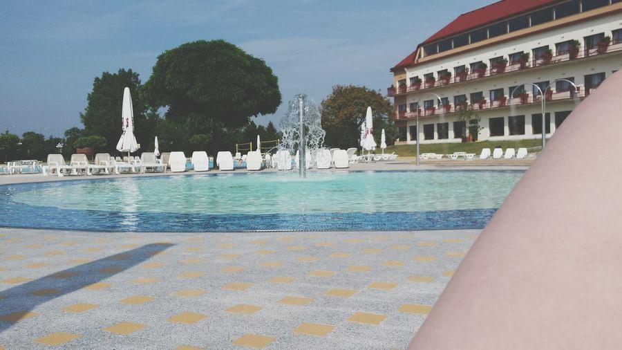 Holiday Hotel Mikołajki Poland, Mazury Beautiful Day Hotel Gołębiewski Poolside Pool Time Relaxing