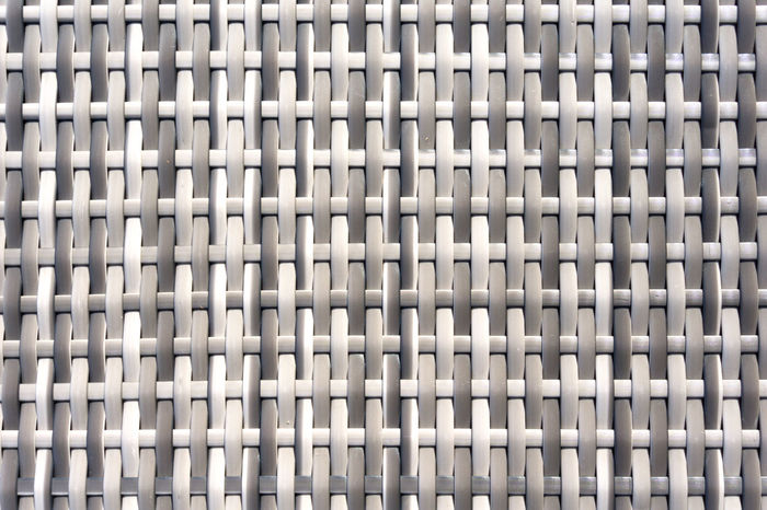 Abstract Backgrounds Chair Day Bed Design Detail Elastic Elastic Band Full Frame Gray Day Modern Pattern Plastic Weave
