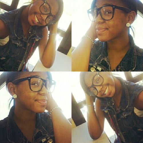 Shes Just A Beautiful Girl High Off Life :)