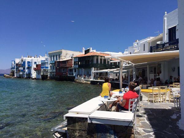 Traveling Europe Mykonos,Greece Travelphotography Cyclades Islands Mykonostown Best Destination Love Traveling Travel Mykonos Destination