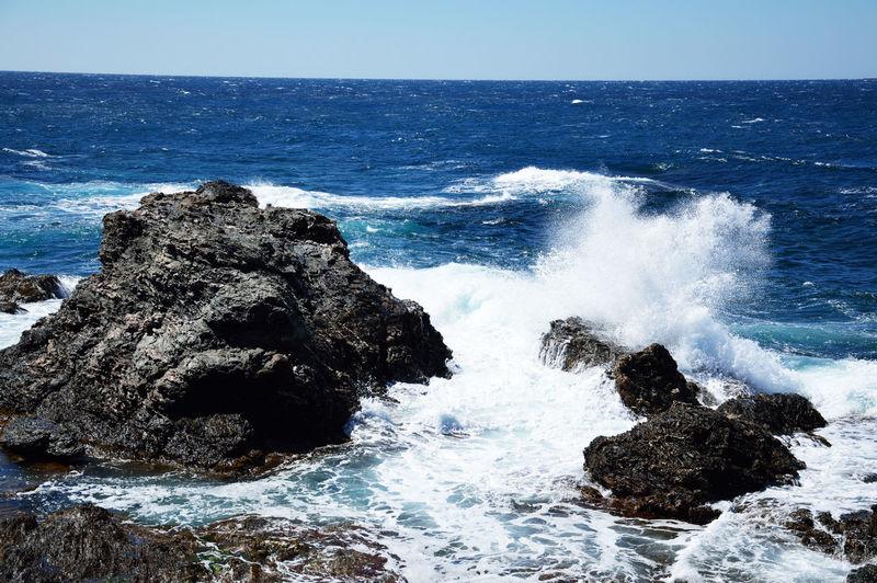 Big Waves Mediterranean Sea Sea Sea And Rocks Sea And Sky Sea View Sea Wave Sea Waves Sea_collection Seascape Seaside Waves