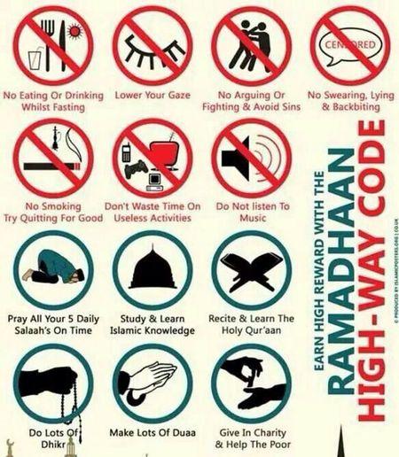 marhaban ya ramadan Happy Fasting