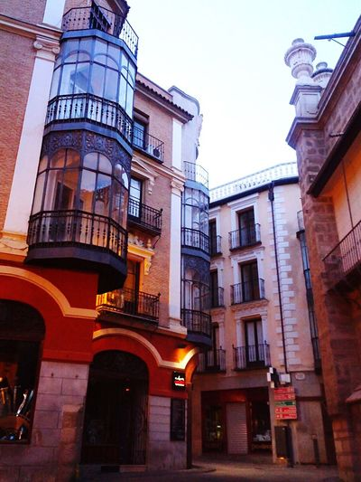 Toledo Spain Architecture Building Exterior Built Structure Low Angle View City No People Cultures Travel Destinations City