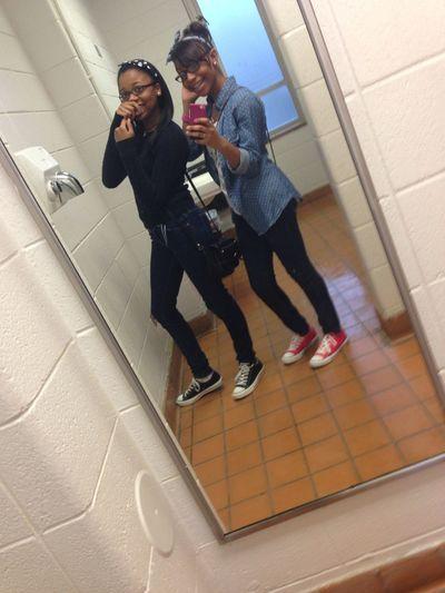 Me And Kiya.