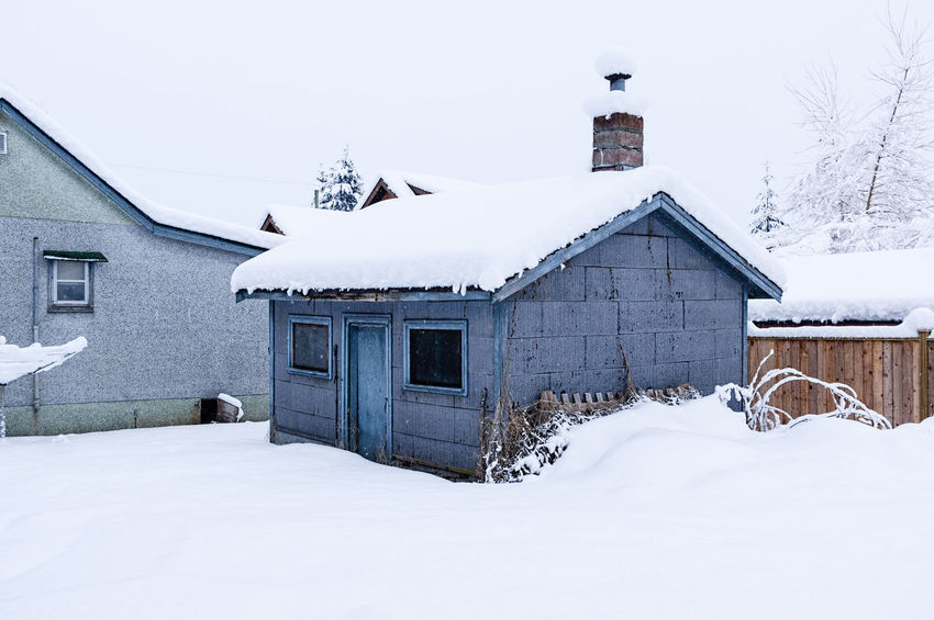 Agricultural Building Architecture Building Exterior Built Structure Cold Temperature Cottage Day Frozen Nature No People Outdoors Rural Scene Snow Snowing Travel Winter