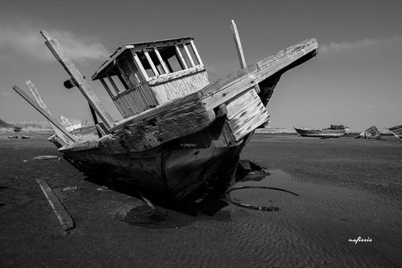 Qeshm Island Ship