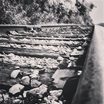 Down the Tracks Month_OMonochrome
