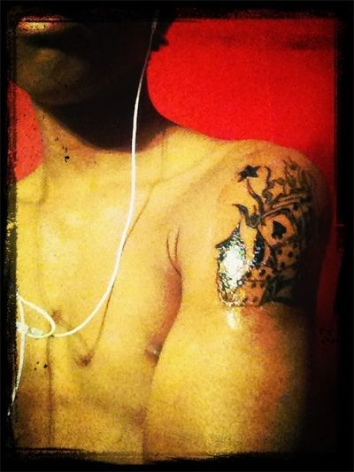 1st Tatt Plenty More To Come