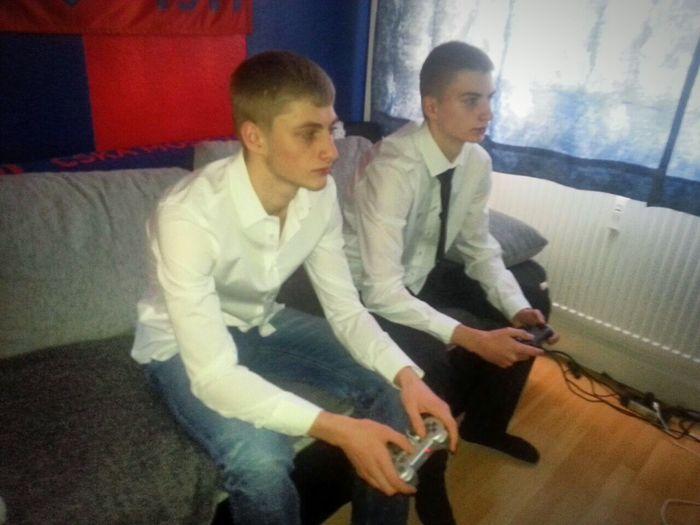 Bro Playstation FIFA 15