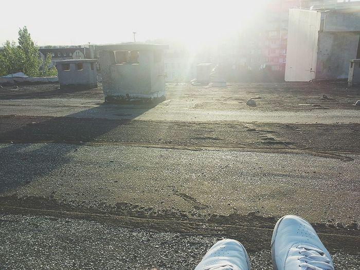 Taking Photos Relaxing Sun Beauty