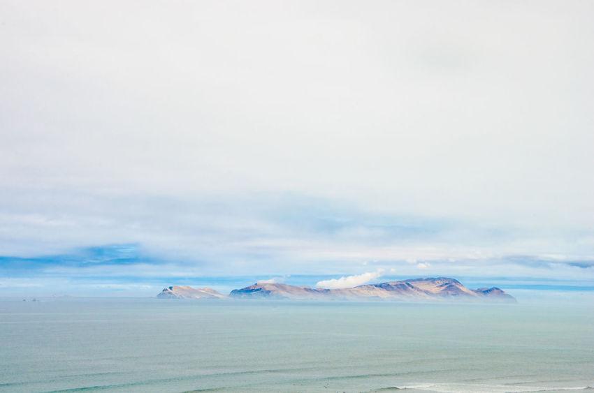 Cloud - Sky Coastline Idyllic Inca Lima Ocean Pacific Ocean Peru South America Miraflores Miraflores Lima Barranco Barranco Lima
