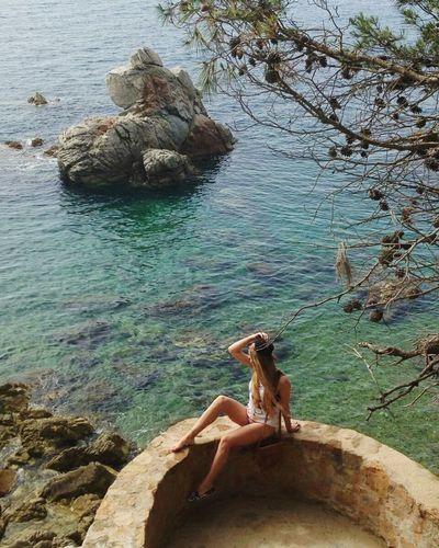 Spain ✈️🇪🇸 View Sea
