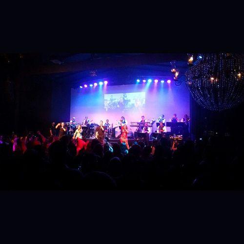 Samys Band on stage. Melhor festa do ano e 3° D&B da semana! Samysband Livesound Party Music mbproaudio