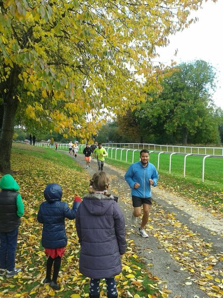 Sport In The City Parkrun