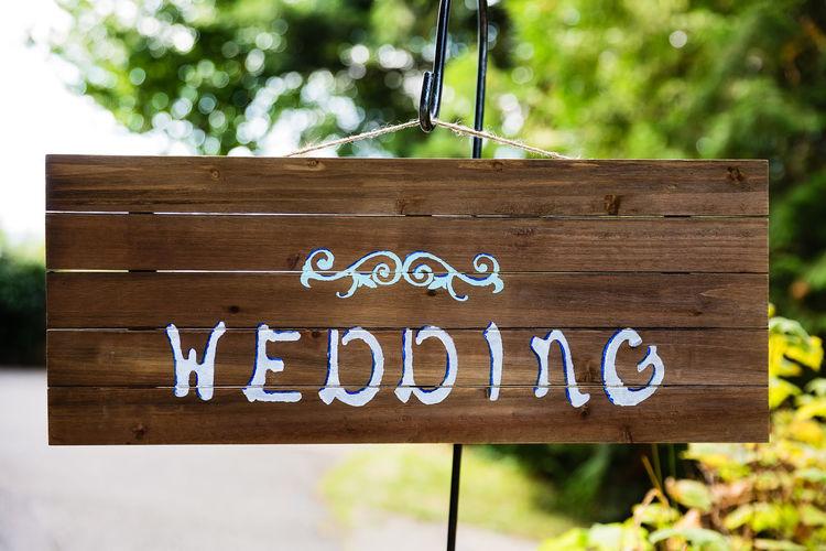 Wedding Hanging