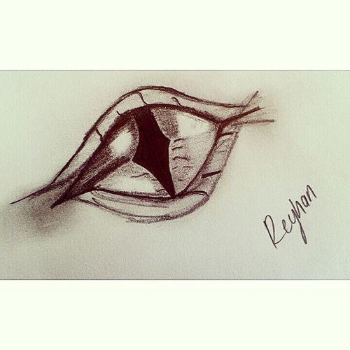 Monstereye Drawing