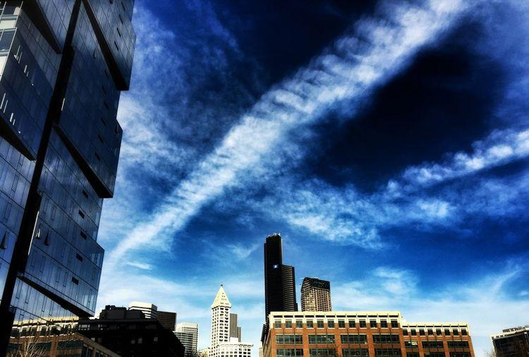 Seattle Skyline EyeEm Best Shots EyeEmBestEdits Downtownseattle
