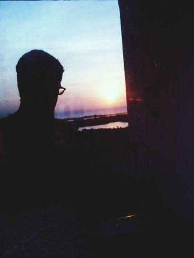 Sunrise Reflections Peace ✌