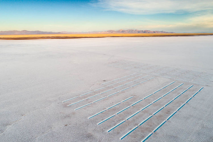 Salt Lake aerial views Aerial Shot Grande Salinas Lithium Salt SaltLake Argentina Photography Beauty In Nature Lightning Storm No People Polygon Silizium Structure Sunset #sun #clouds #skylovers #sky #nature #beautifulinnature #naturalbeauty #photography #landscape Thunderstorm View From Above