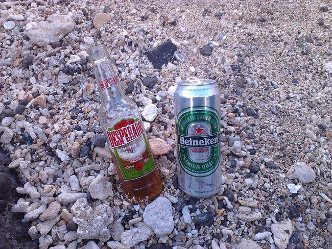 Apprecions apprecions en amoureux Desperados Heineken<3 Beach