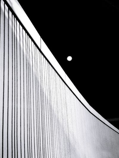 Low Angle View Architecture Built Structure No People Moon Sky Night Streetphotography Street Photography Streetphoto_bw Leica Huawei P9 Huaweiphotography HuaweiP9 Huawei Mydubai Dubai Mobilephotography Monochrome Leicacamera Leica Lens