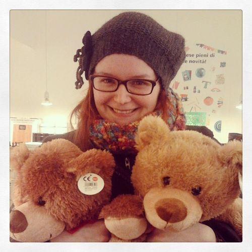 19 Gen. Sweet @aredhel2931 with Teddybear Tiger Portrait girl teddy bear cute