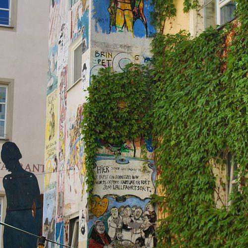 Beautiful Art and Drawing . Bodega Spanish Restaurant . In the Oldcity Altstadt Citycenter . Regensburg Germany Deutschland . Taken by my Sonyalpha DSLR Dslt A57 . رسم  فن مطعم  اسباني ريجنزبرغ المانيا