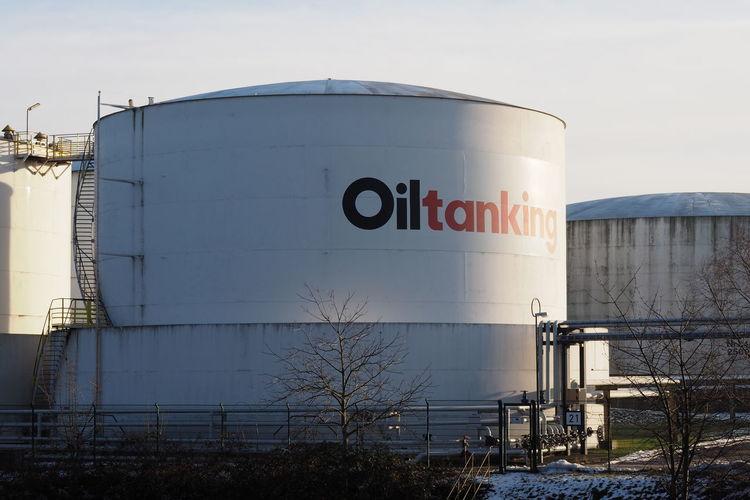 Built Structure Energy Fossil Energy Fuel Oil Oil Tank Petrol Petrolium Petrolium Tank